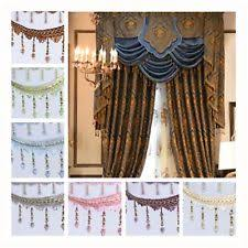 Beaded Fringe For Curtains Polyester Beaded Sewing Trims Ebay