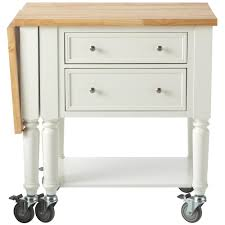 Drop Leaf Kitchen Island Table by Martha Stewart Living Carts Islands U0026 Utility Tables Kitchen
