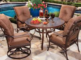 adorn the exterior facade with outdoor patio furniture we bring