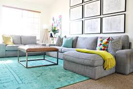 Livingroom Makeovers by Living Room Updates And Aqua Antlers Classy Clutter