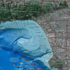 Greater Los Angeles Map by Coastal California