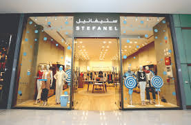 dubai mall floor plan stefanel opens first boutique in dubai