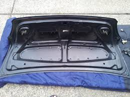 lexus gx 460 trunk cover or 1999 black lexus gs 400 gs400 gs300 gs 300 trunk lid hatch rare
