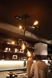 Contemporary Kitchen Lighting by Eurocucina Offers Plenty Of Kitchen Lighting Inspiration