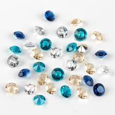 Crystal Decor For Home Compare Prices On Crystal Table Confetti Online Shopping Buy Low