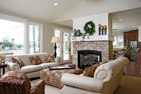 Traditional Livingroom by Lake House Traditional Living Room Grand Rapids By Gallery