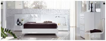 White Gloss Bedroom Furniture Sets White Modern Bedroom Furniture Vivo Furniture