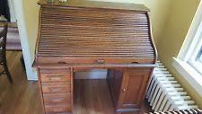Antique Roll Top Desk by Oak Roll Top Desk Ebay