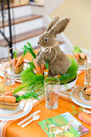 Simple Easter Table Decorations by Easter Kids Table Easy And Simple Tips And Ideas