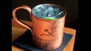 Weird Mugs by Drinking Moscow Mules Out Of Copper Mugs Unlikely To Kill You