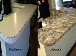Faux Granite Faux Granite Countertop Traditional Style Kitchen Decor With