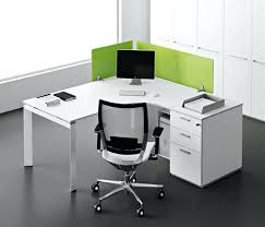 Ikea L Shaped Desk Uk by Office Design A Home Office Inside The Living Room With A Desk