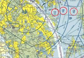 Bwi Terminal Map Fort Meade Flying Activity Airspace