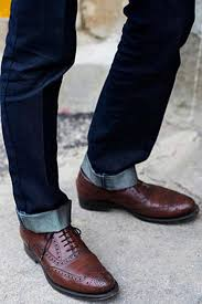 mens dress shoes with jeans pictures reference