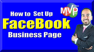 how to setup a facebook business page updated 2016 youtube