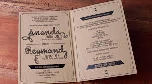 cara membuat surat undangan pernikahan sendiri cetak undangan dengan desain anda sendiri membuat website