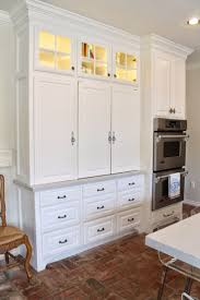 Kitchen Pantry Cupboard Designs by Best 25 Appliance Cabinet Ideas On Pinterest Appliance Garage