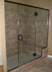 3 8 glass shower door shower doors