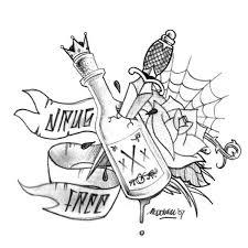 tattoo 9i heart and dagger tattoo