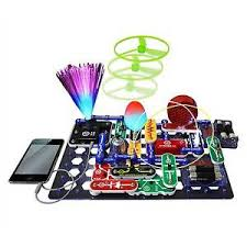 snap circuits lights electronics discovery kit snap circuits lights electronics discovery kit ebay