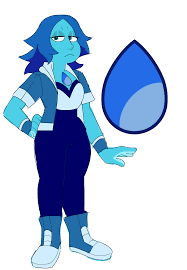 blue opal gemsona gemsona lapis lazuli by ya1n on deviantart