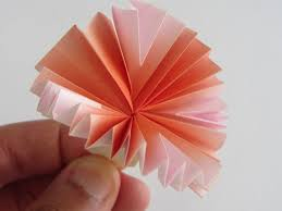 origami carnation youtube