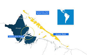 Amazon River World Map by Defend The Amazon Reef Greenpeace Uk Defend The Amazon Reef