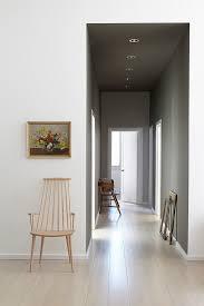 wood ash hallway