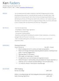Creating A Resume Online by Excellent Plumbers Resume Template 68 About Remodel Create A