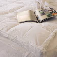 Goose Down Feather Bed Topper White Goose Down Mattress Topper By Novadown Commercial Supplies