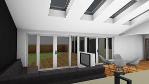 single storey kitchen extension in west yorkshire u2013 transform