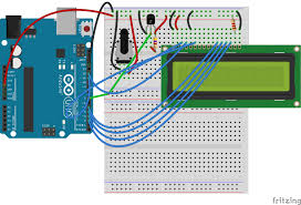 how to connect 16 2 lcd display arduino uno digital lab