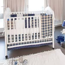 Plaid Crib Bedding Bedding Baby Bedding Sets Blue Winnie The Pooh Play Crib Bedding