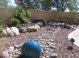 desert landscaping rocks transforming your pond with landscaping