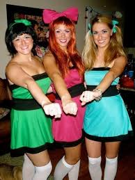 Powerpuff Girls Halloween Costumes 31 Halloween Costumes 80s U0026 90s Kids