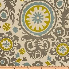 premier prints suzani summerland fabric by the