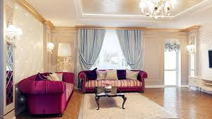 20 the dazzling purple living room accessories