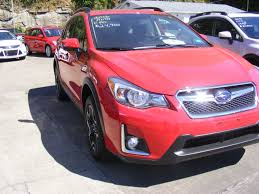 red subaru crosstrek louis thomas subaru vehicles for sale in parkersburg wv 26101