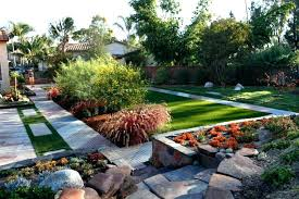 Landscaping Ideas For Backyards Backyard Landscape Design Ideas Wysiwyghome