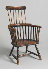 Sale Armchair Primitive 18th Century Comb Backed Windsor Armchair For Sale At