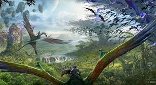 Living With The Land Ride by Pandora The World Of Avatar