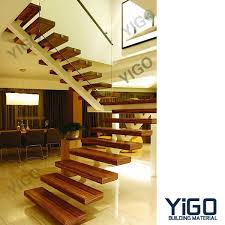 Villa Stairs Design Thick Wood Stair Treads Crystal Stairs Design Buy Thick Wood