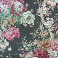 Vintage Floral Upholstery Fabric Drapery Fabric Samples Drapery Swatches Fabricsamples Com
