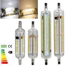 led flood light replacement silicone r7s horizon plug led flood light l 10w 15w 3014 smd