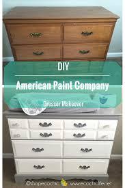 american paint company diy dresser paint it pinterest
