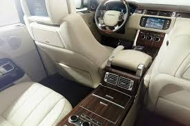 2000 land rover inside all new 2013 range rover suv pictures and details video