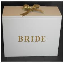 wedding dress box beautiful gold diamante wedding dress travel box