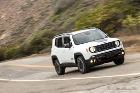 jeep renegade mileage 2015 jeep renegade trailhawk term road test updates