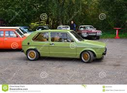 classic volkswagen cars classic volkswagen car parked editorial photo image 60344361