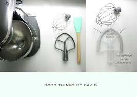 Whisk Wiper Good Things By David How To Make Perfect Swiss Meringue Buttercream